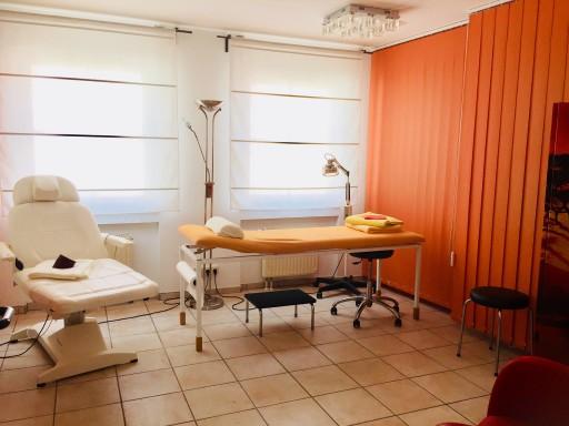 Behandlungszimmer Naturheilpraxis